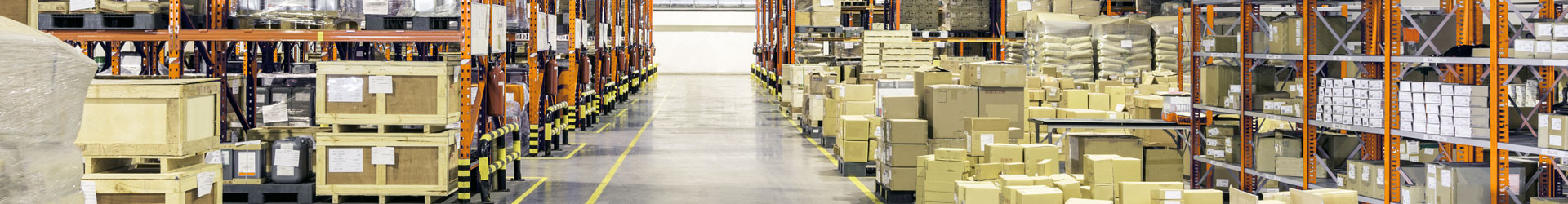 Aviation aerospace warehousing and logistics operations