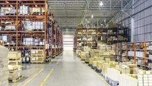 Aviation aerospace warehousing and logistics operations